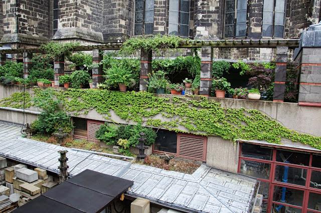 Baustelle Köln, Dombauhütte, Am Domhof 50667 Köln, 29.06.2013