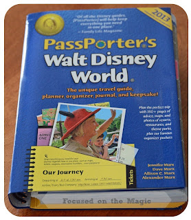 PassPorter's Walt Disney World 2013 Guide Book Giveaway