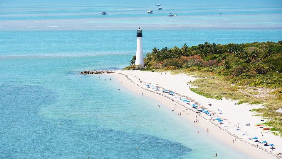 Bill Baggs Cape Florida State Park on Z Ocean El Miami