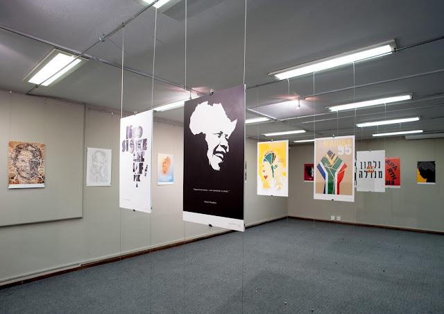 """Medjunarodna izlozba plakata """"Mandela Poster Project"""""""