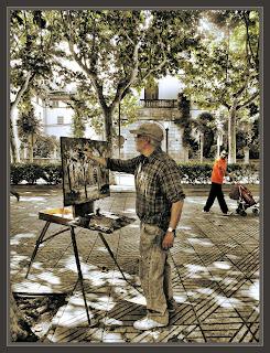IGUALADA-PINTORES-PINTORS-FUNDACIO-SANITARIA-FOTOS-PINTURA-PINTOR-ERNEST DESCALS-