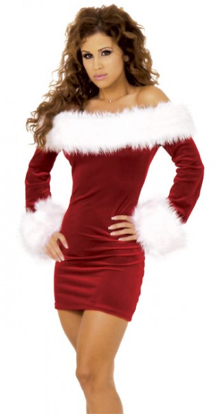 Cute Christmas Party Dresses