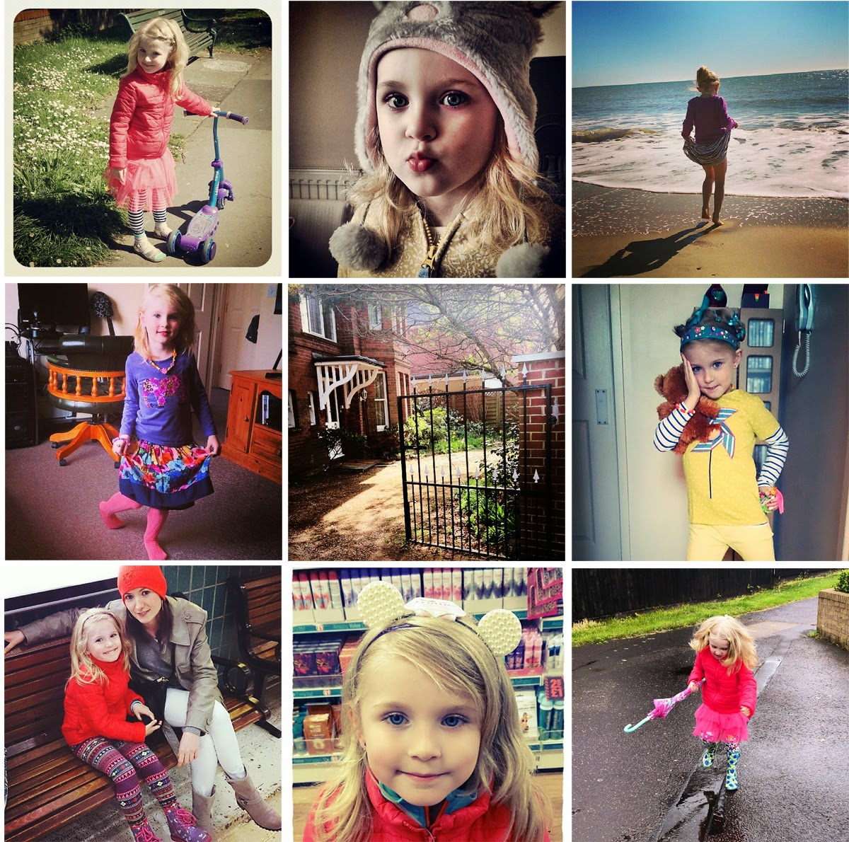 my little girl on instagram