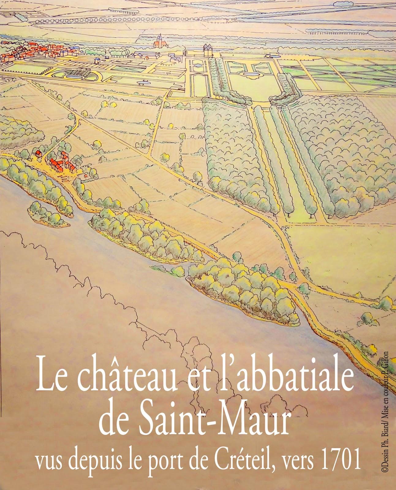 Images de l 39 histoire de saint maur for Comboulevard de creteil saint maur