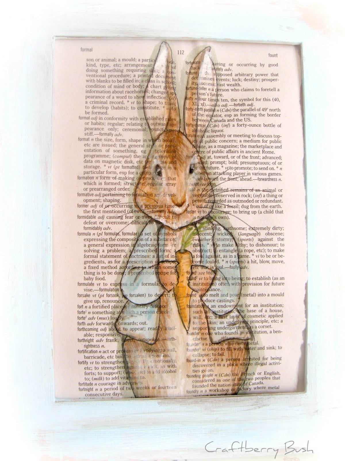 How To Draw Peter Rabbit