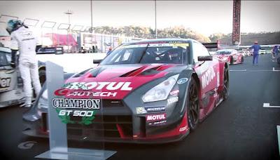 Η Nismo πρωταθλήτρια στα GT500 και GT300 του Super GT