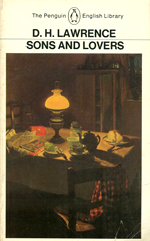 Sons and Lovers book cover