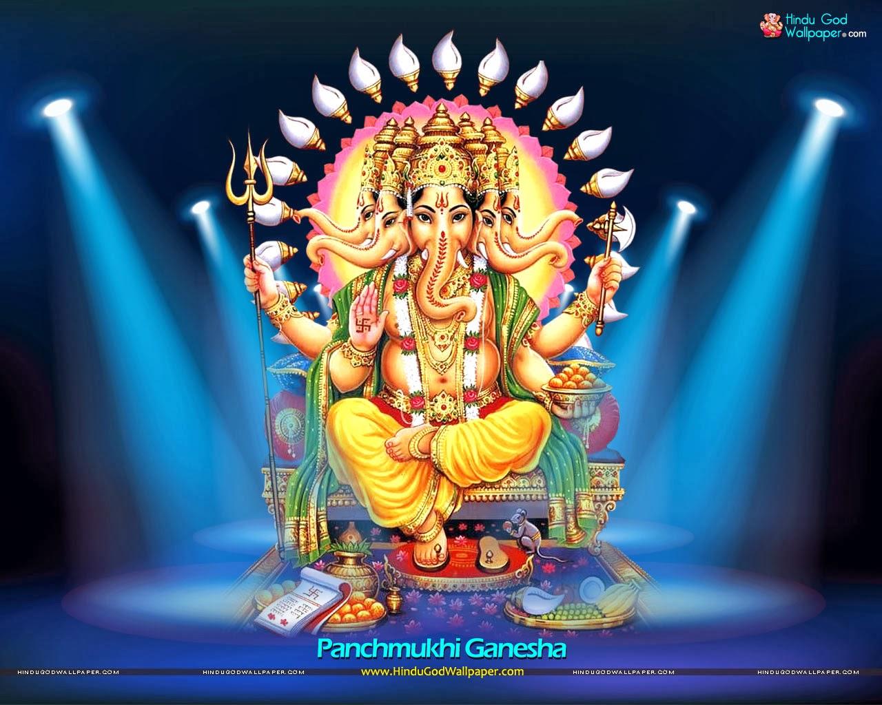 Panchmukhi Ganesha Wal... Natraj Wallpaper Desktop