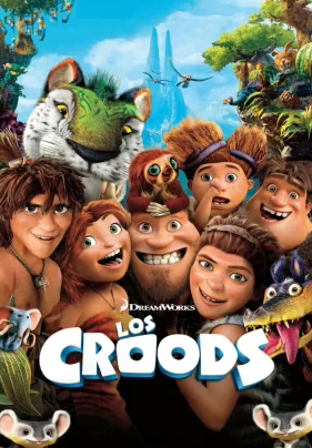 Los Croods Una Aventura Prehistorica (2013)