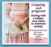 Have No Shame - Book Tour - 8th July