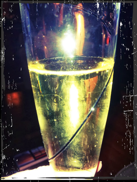 Champagne - Happy New Year! - Grace Grits and Gardening