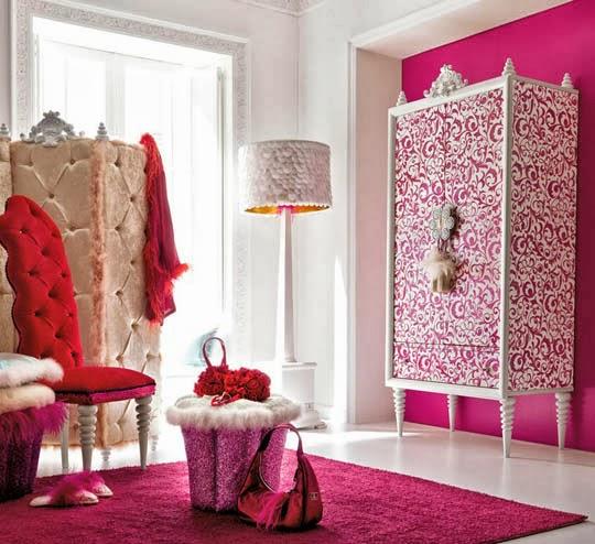 closet-princesa-romântico