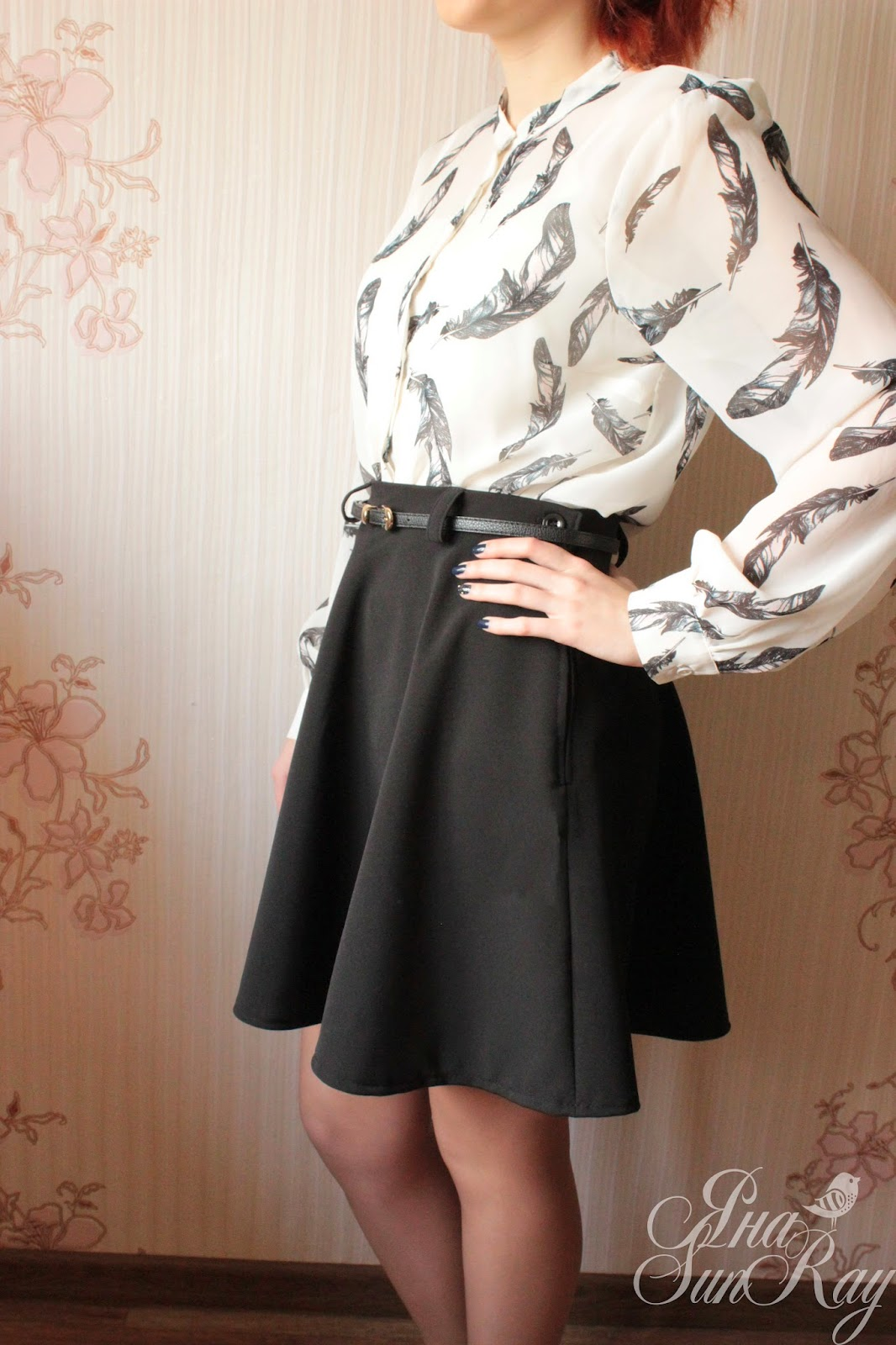 юбка, пошив юбки, юбка полусолнце, заказать пошив, пошив по Украине, красивая юбка