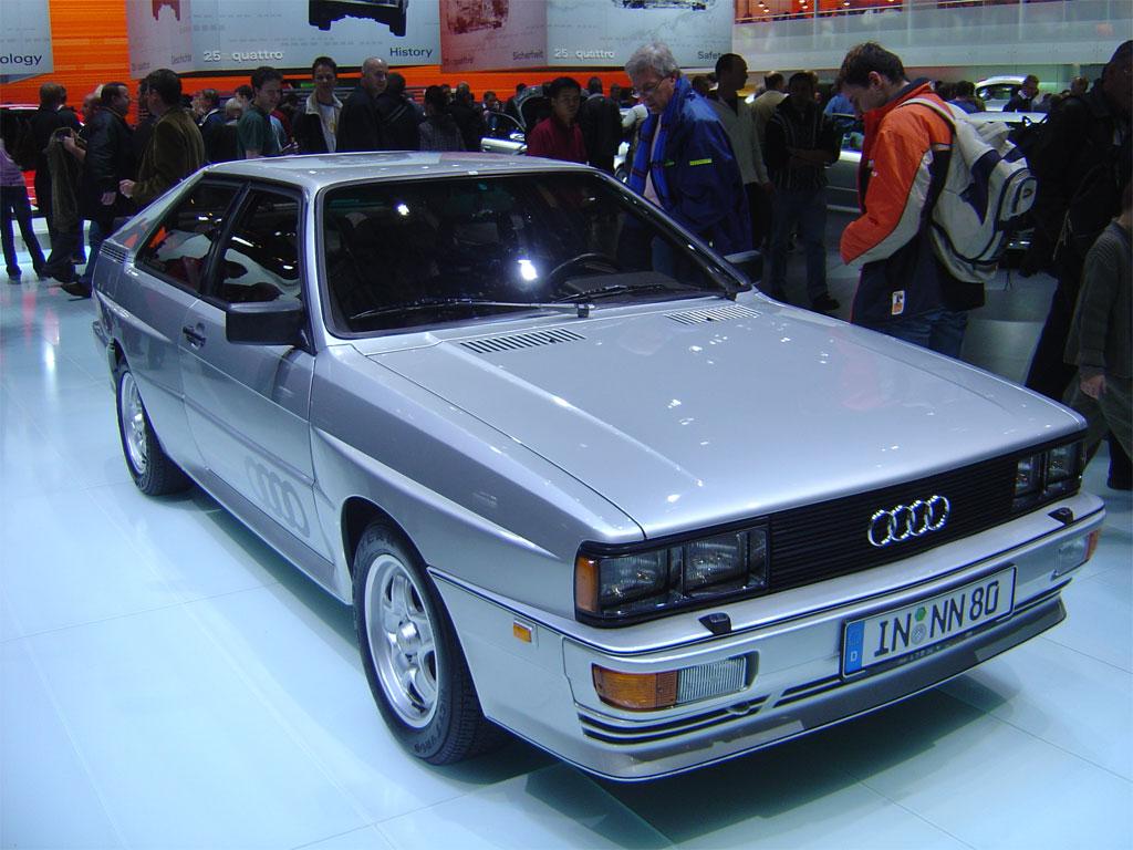 Automotive Database Audi Quattro - Audi car owners database
