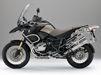 2013 BMW R1200GS Adventure 90 Years Special Model - 2