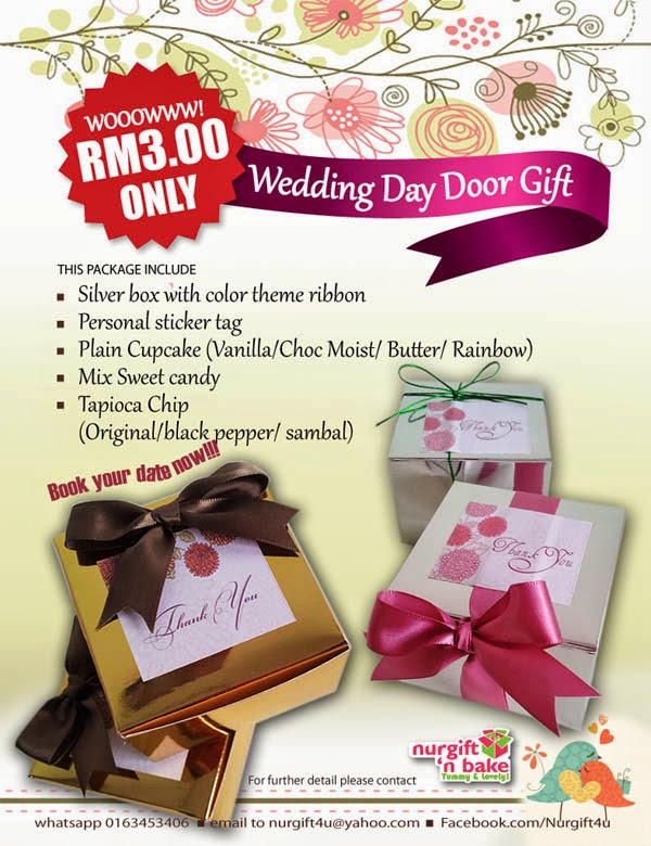 DOORGIFT SPECIAL PACK!!!