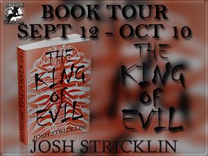 The Evil King Book Tour