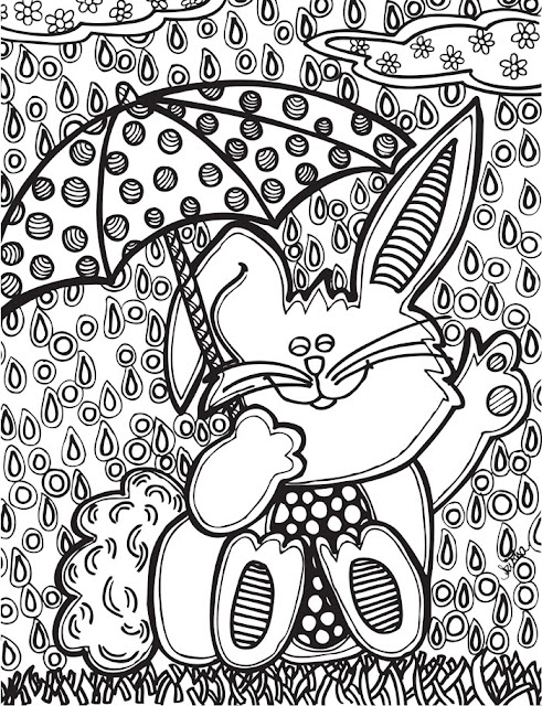10 Free Printable Zentangle Coloring Pages for Adults
