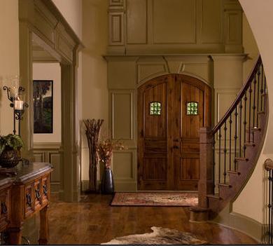 Fotos y dise os de puertas catalogo puertas madera for Disenos de puertas de madera para exterior