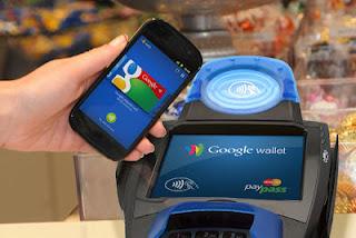 NFC,Google Wallet