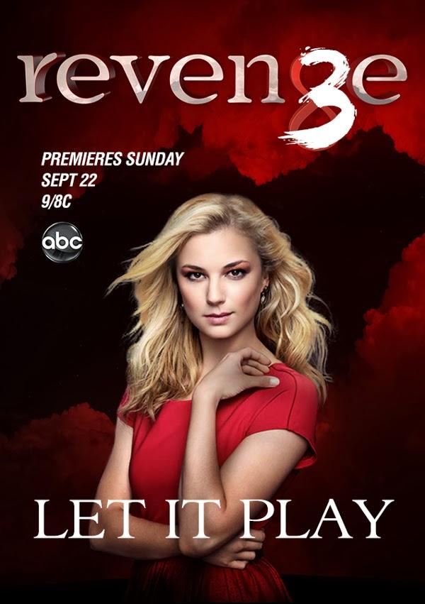 Revenge: 3ª Temporada Completa – Dublado