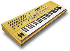 Waldorf Q Keyboard