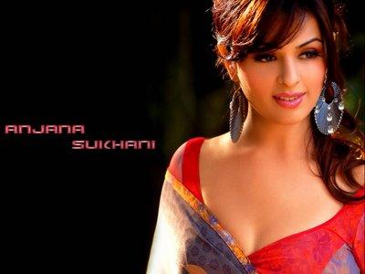 anjana sukhani wallpapers. Anjana Sukhani Wallpapers