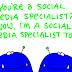Spesialis Media Sosial, Apa Itu?
