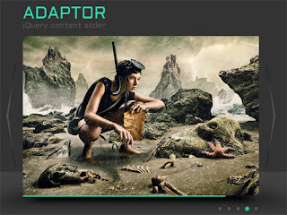 Adaptor : jQuery Image Slider plugin With 3D Transitions
