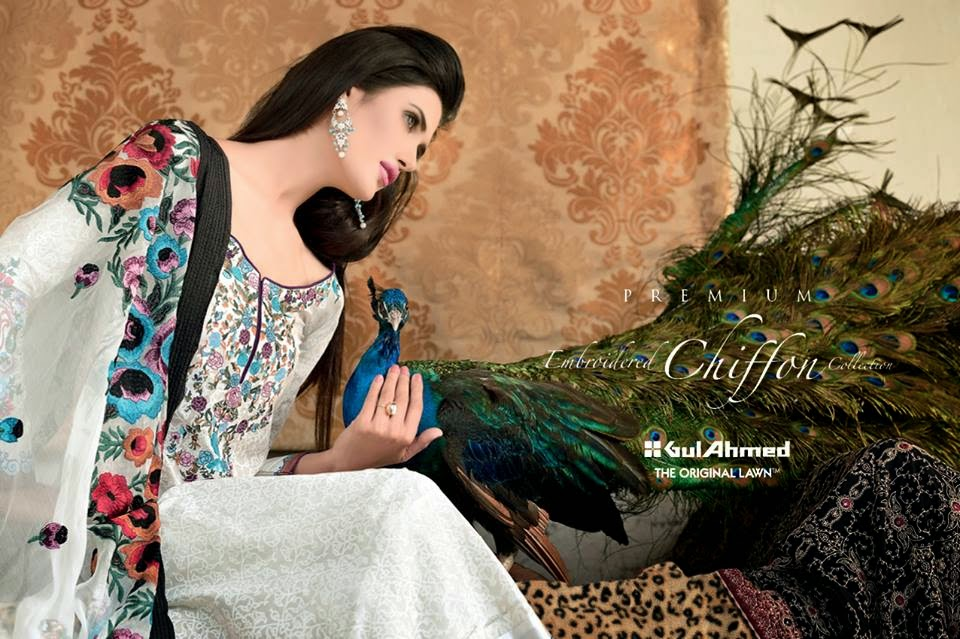 GulAhmedNewCollection wwwfashionhuntworldblogspot 22  - Gul Ahmed Summer Dresses Collection 2014-2015