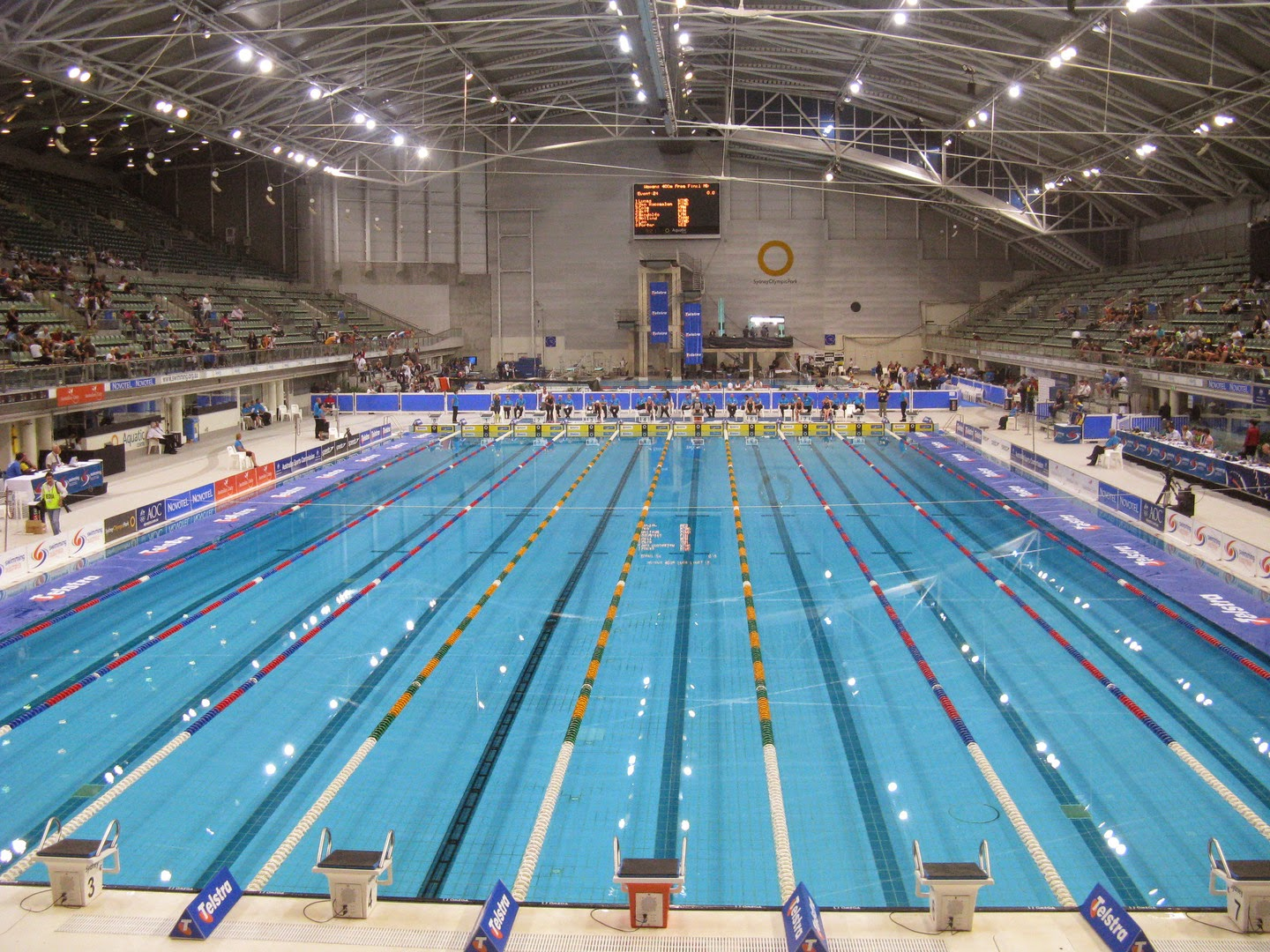 The mediacoach report december 2014 for How much is an olympic swimming pool