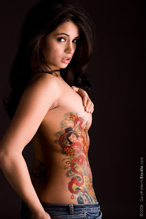 Sexy Tattoos - Sexy Tattoo Designs - sexy tattoo Pictures