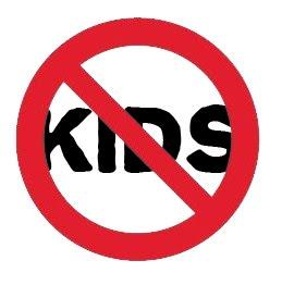 Not for children!