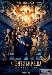 poster phim Đêm ở viện bảo tàng: Bí mật hầm mộ