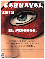 Carnaval de El Pedroso 2015