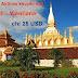 Vietnam Airlines tung khuyến mãi trên hành trình Vinh – Vientiane