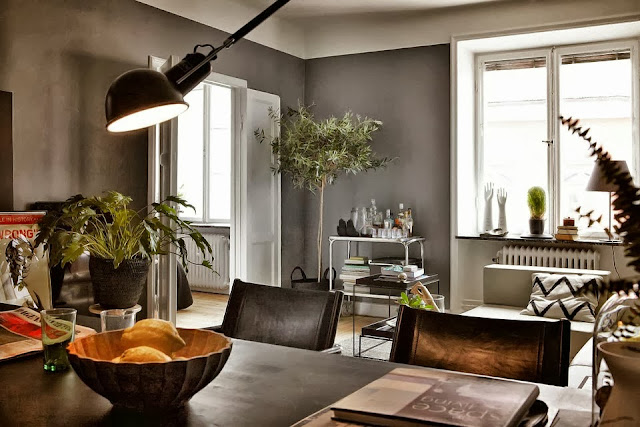 Decoracion Loft Vintage ~   and a mix of a   New York style   loft and   scan