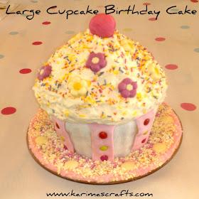 cupcake party theme cake