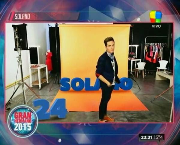 Solano Cano Gran Hermano 2015