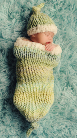 Miss Julias Patterns: Free Patterns - 22 Baby Cocoons to Knit & Crochet
