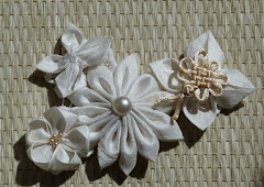 Kanzashi-Workshops