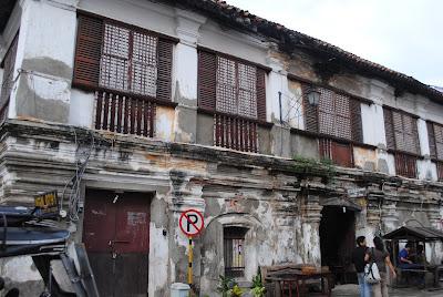 Calle Crisologo Ilocos Sur
