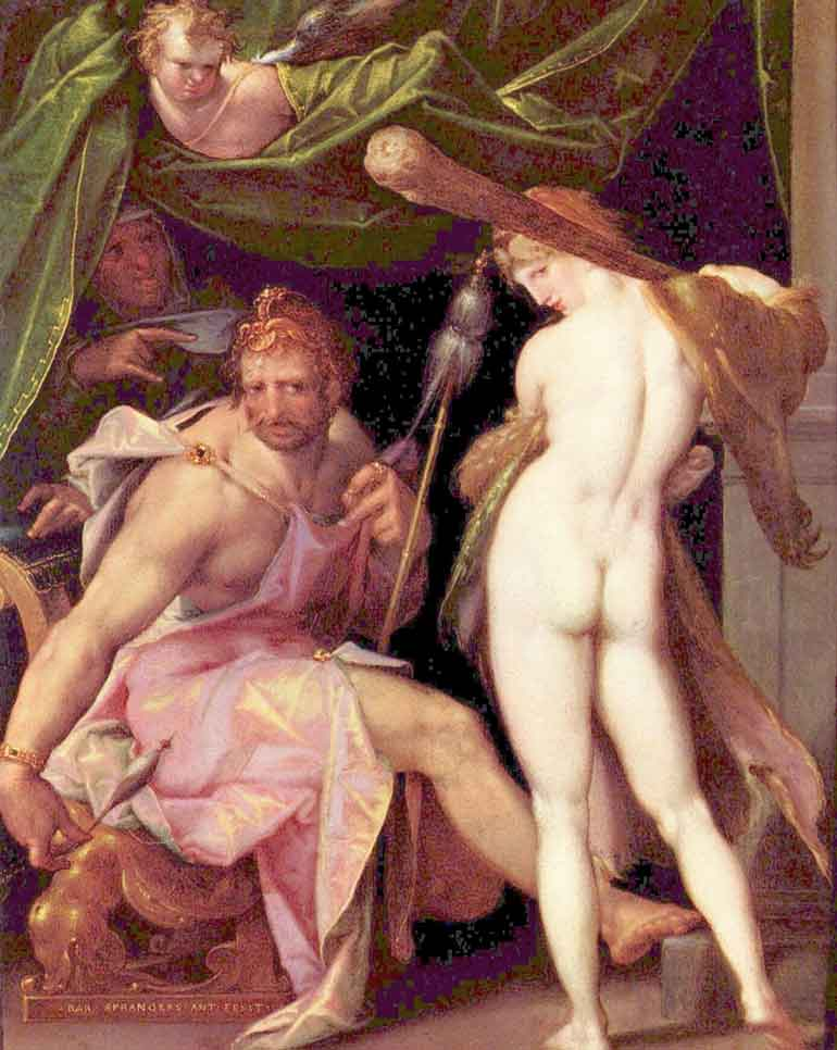 Heracles and Omphale Prometheuses