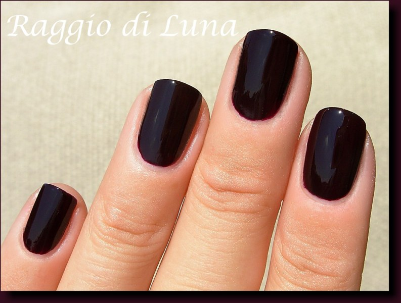 Raggio di Luna Nails: Debby Color Play n° 19 Dark purple