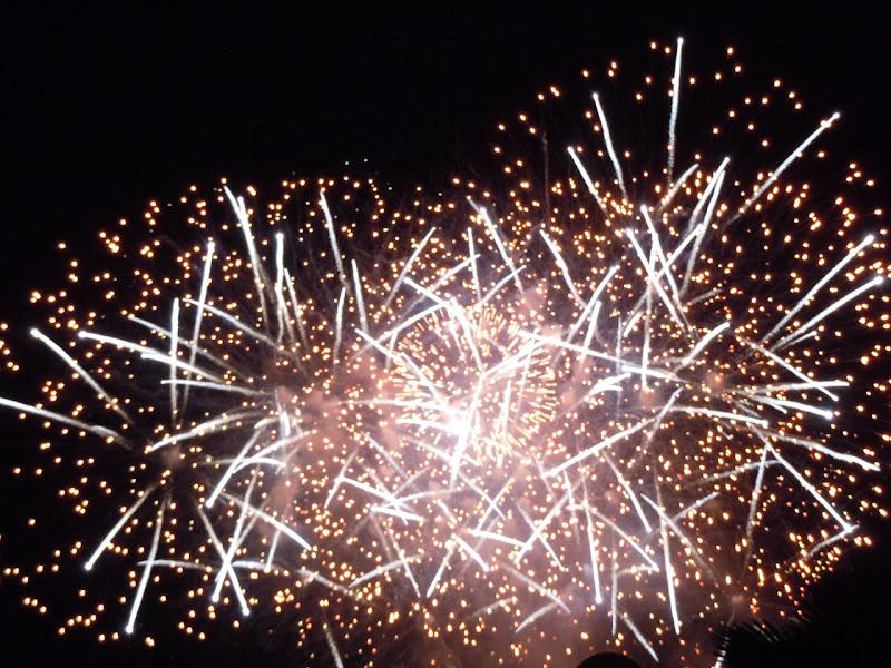 Celebration of Light fireworks Vancouver