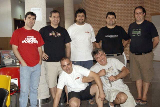 III Retro Arkasil Party 2011, ¡estuvimos allí!