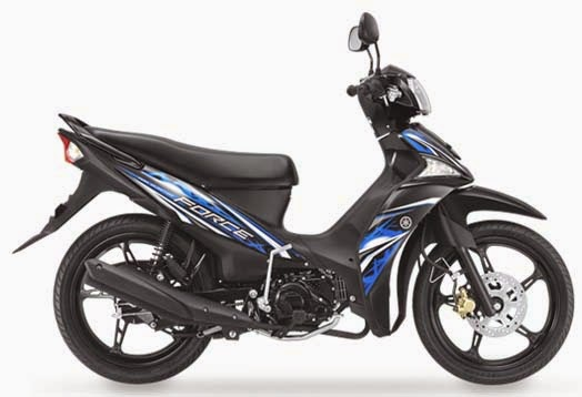 Yamaha Force 115 FI