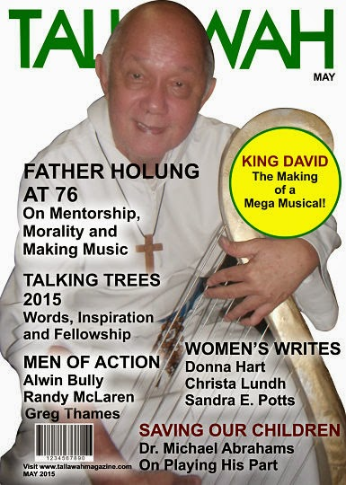 >> MAY 2015 - FATHER RICHARD HoLUNG