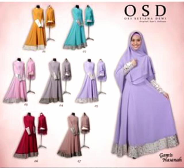 Osd By Oki Setiana Dewi Produk Busana Muslimah Yang