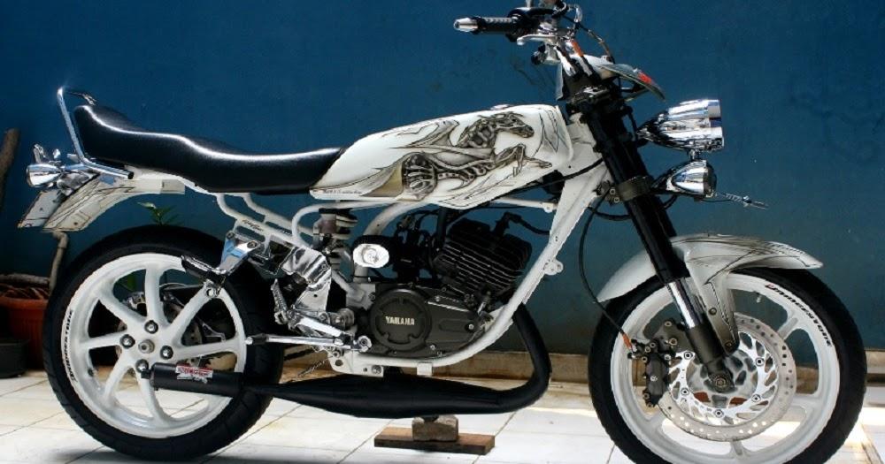 modif motor rx king warna hijau modifikasi motor yamaha 2016 modif